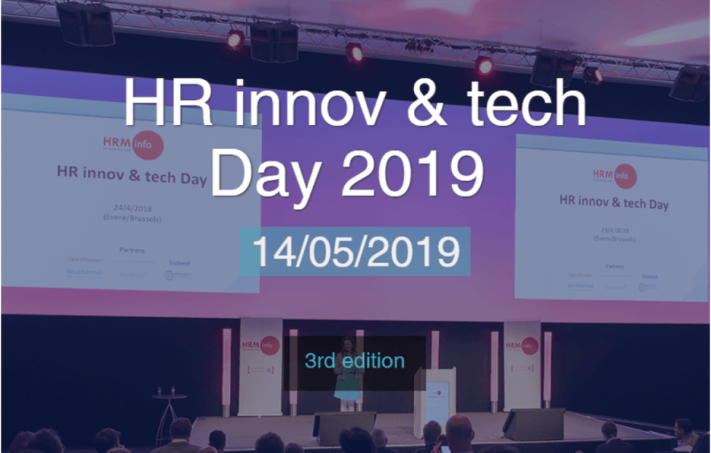 HR innov & tech Day 2019